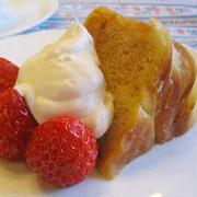 市販品のパンやケーキで簡単に!大人スイーツ「サバラン」を楽しもう♪