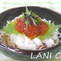 いくらおろしぶっかけ蕎麦で年越し by MOANA LANIさん