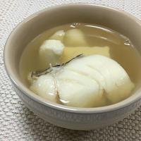 【ヤマキだし部】ほっこりだしであったまる!たらと豆腐のだし煮
