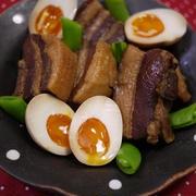 簡単~!炊飯器でにんにく風味の煮豚