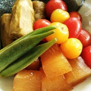 彩り鮮やかで副菜にぴったり!夏野菜は「おひたし」で食べよう