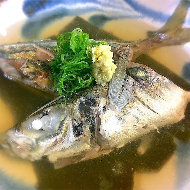 【時短煮魚】薄味でも旨い!鯵の潮煮