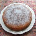 リッチ・アーモンド・ケーキ【Rich Almond Cake】