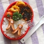 【連載】レシピブログ「たこさんウインナーのお弁当」