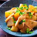 ♡煮るだけ簡単♡大根と油揚げの煮物♡【#甘辛#作り置き#節約#副菜】