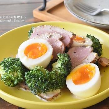 業務用スーパーの合鴨パストラミで作る ちょっと豪華な簡単サラダ