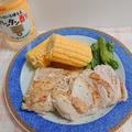 バター酢で♡鶏胸肉ソテー