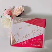 Lululun ❤︎Over45 カメリアピンクS 大人肌をひきしめ保湿シートマスク