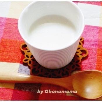 冷え性改善・風邪予防に!冬に飲みたい『葛湯』の基本の作り方&アレンジレシピ