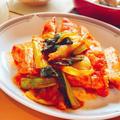 【ダイエットレシピ】低カロリー&低脂質☆ワンパンで簡単!韓国風ピリ辛照り焼きチキン