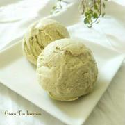 緑茶アイスクリーム