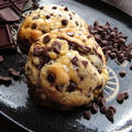 サクサクッ☆ソルトチョコチップクッキー☆フルール・ド・セル使用