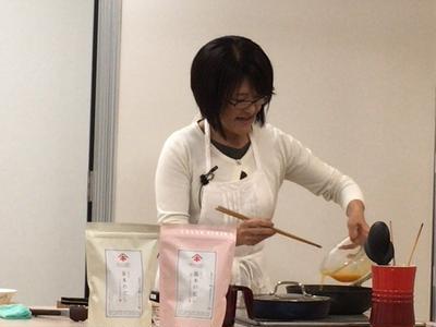11月24日は和食の日!「基本のだし」で作る一汁三菜体験イベントへGO!〜後半〜