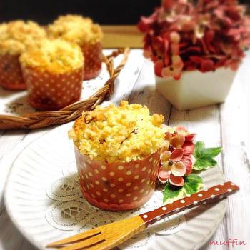 レシピ【クランブルチョコマフィン♡】とセリアとダイソーでお買い物♪