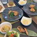 おもてなしは和食献立で・・ついでに食後のデザートもお汁粉・今朝の富士山