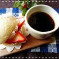 ふわふわやわらか白パンで苺サンド♡春の香りお届けしま~す♬(*^^*) by 笑さん