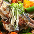 秋刀魚の酢焼き