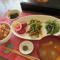 ひじきと椎茸の佃煮。作り方を書きますね!