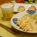 【うちレシピ】鶏むね肉のレンジ蒸し★混ぜるだけのコチュマヨソース / 【参加中】韓国料理から和食、洋食まで♪bibigoコチュジャンを使った旨辛レシピ