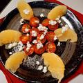 グレープフルーツでビタミンサラダ(*^-^*)