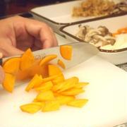 出張レッスン/豚汁をよりおいしく・乾物たっぷり炊き込みご飯