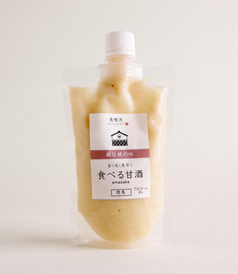 好みの濃さに調整できる「食べる甘酒」。お湯や水、牛乳などで割ってもいいですし、濃厚なのでヨーグルトや...