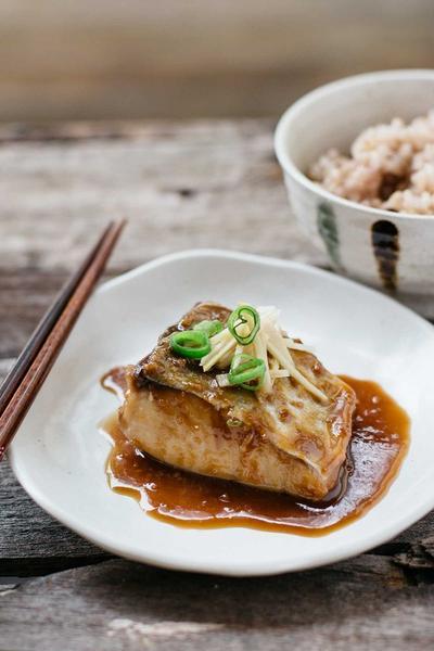 Saba Misoni 鯖の味噌煮