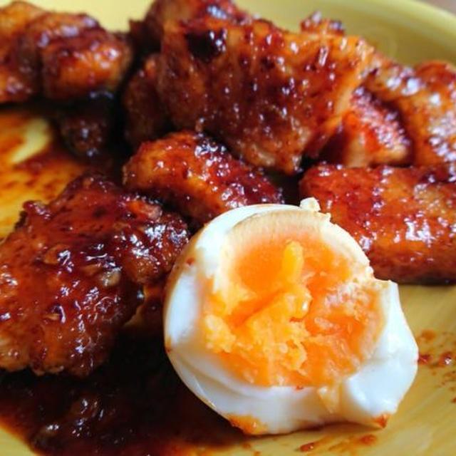 ヤンニョムチキンの作り方。コチュジャンなしのタレ♪韓国タッカンジョン