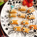 こどもの日に【鯉のぼりソーセージ】おさかなソーセージ(動画レシピ)