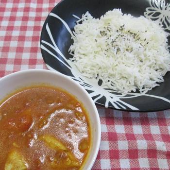 南インド風カレー