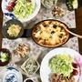 筍と鶏肉の豆腐キッシュの日