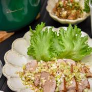 甘酸っぱい!ネギたっぷり!豚肉の黒酢煮|圧力鍋ワンダーグリーンで加圧5分+3分