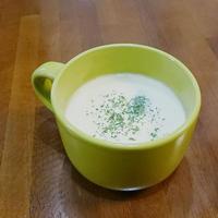 コク旨!パルミジャーノ・レッジャーノのミルクスープ