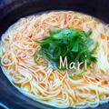 牛脂でコクUP♡お店みたい♡我が家の辛旨♡味噌ラーメンスープ by Mariさん