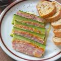 あらびきミートローフ〜シャウのオードブルチーズで簡単おつまみ。 by akkiさん