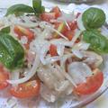 漬けてさっぱり~♪ 水晶鶏と夏野菜のマリネ by 花ぴーさん