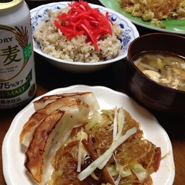2014.9.1 今日の夜ご飯♡