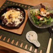 カレー三昧~カレー&焼きカレー&カレートースト と ヨウムの「ヨウスケ」の朝ごはん♪