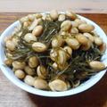 大豆と切りこんぶの煮物