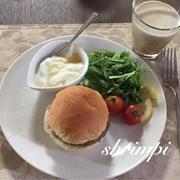 手作り♡ハンバーガー