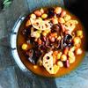 エルフ・ド・ブロバンス香るきくらげのスープ
