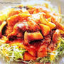 豚肉の生姜焼きカレー風味