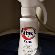 片手で簡単計量、投入できるワンハンドプッシュタイプ「アタックZERO」