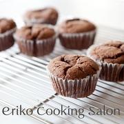 チョコレートマフィン(レシピ)