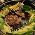 美味しいお肉の後の★メインDish~【牛スヤキ】~節約・残り物アレンジ by food  townさん