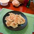 そうめん煎餅 ~ 夏の名残りのお素麺を♪ by mayumiたんさん