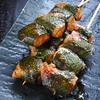 エスニック風♪ササミの大葉串焼き