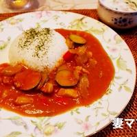 いろいろ使えるたら切り身で「たらとズッキーニカレー」♪ Cod Curry