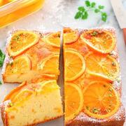 【お菓子レシピ】爽やか!オレンジケーキ★しっとりふわふわレシピ公開★