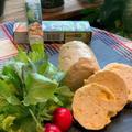 モニター「ハウスのっけるかぼす&すだちペースト」加えて香り豊かなチョップド風チキンハム!! by pentaさん